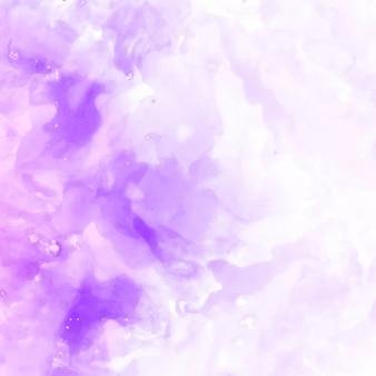 Incroyable aquarelle texture, couleur pourpre