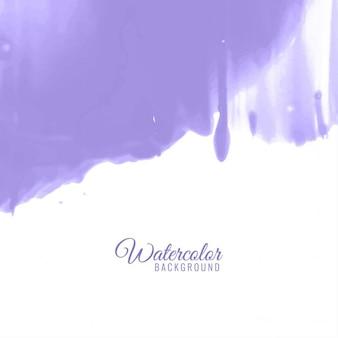 Incroyable aquarelle texture, couleur violette