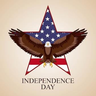 L'indépendance jour l'amérique