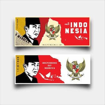 Indépendance jour indonésie
