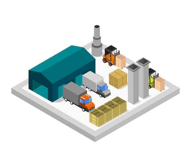 Industrie isométrique