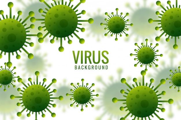 Infection virale ou fond de grippe bactérienne