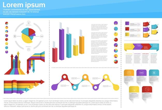 Infographie du diagramme de finances