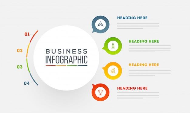 Infographie de l'entreprise.