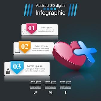 Infographie de la santé