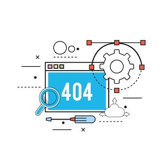 Information de processus de site web à la technologie de programmation
