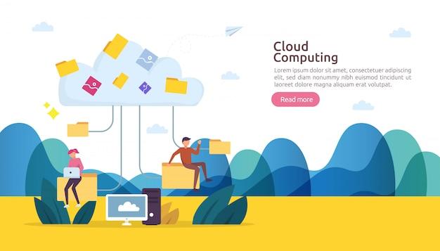 Informatique en nuage