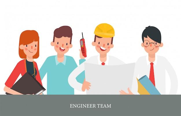 Ingénieur et mécanicien et technicien de l'industrie.