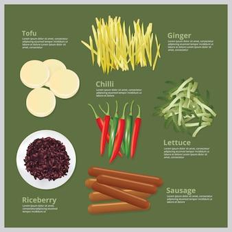 Ingredient food