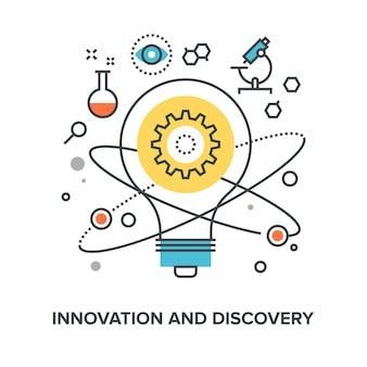 Innovation et découverte