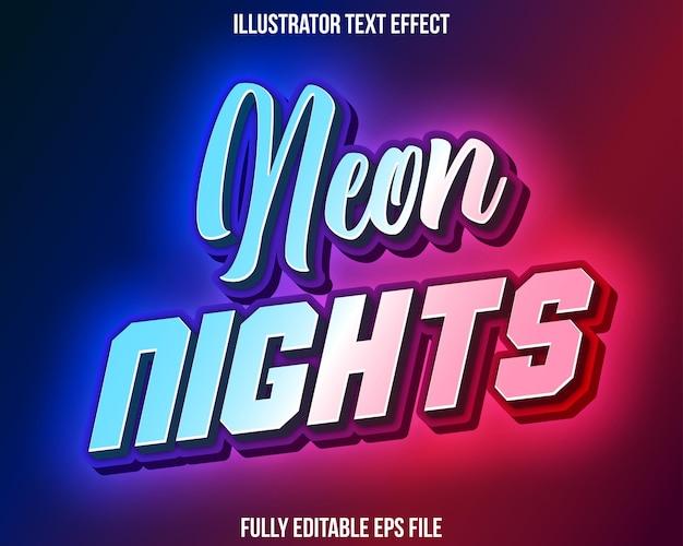Inscrivez-vous au néon texte 3d