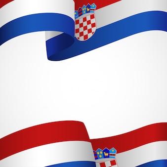 Insigne de la croatie