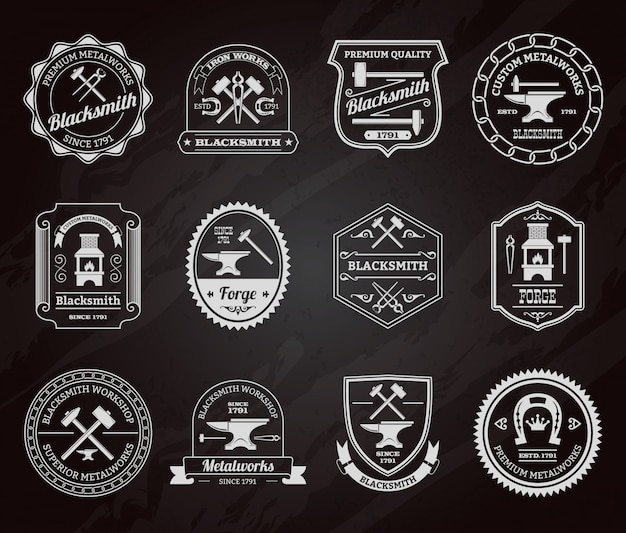 Insigne de forgeron