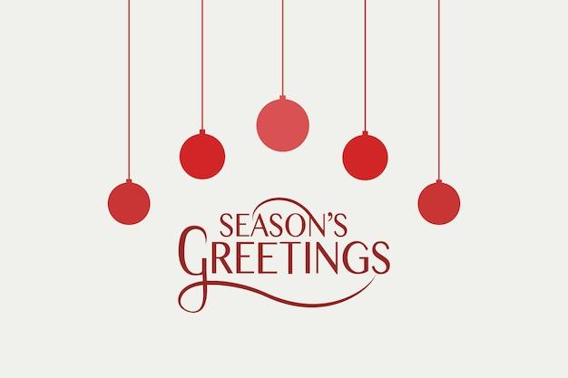 Insigne de logotype de salutations de saisons esquissé à la main et typographie d'icône lettrage dessiné à la main de la saison