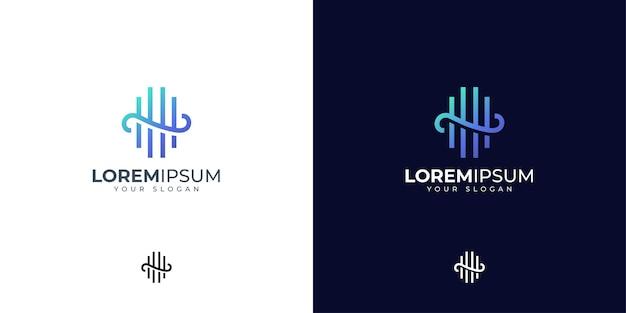 Inspiration de conception de logo d'entreprise