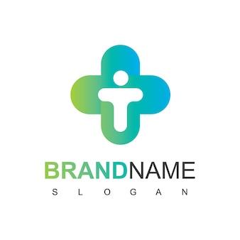 Inspiration de conception de logo de soins de santé
