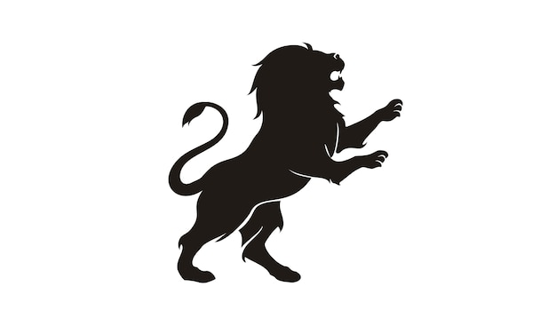 Inspiration du logo lion