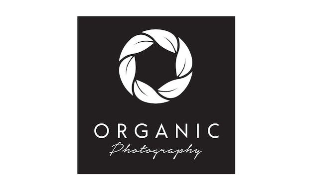 Inspiration du logo nature photographer