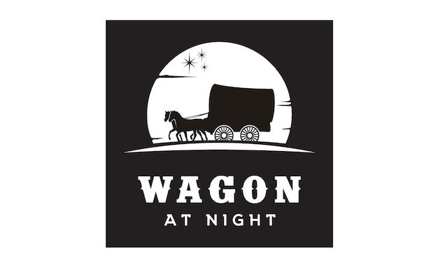 Inspiration du logo wagon logo