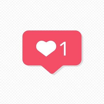 Instagram comme notification