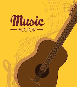 Instrument acoustique de musique