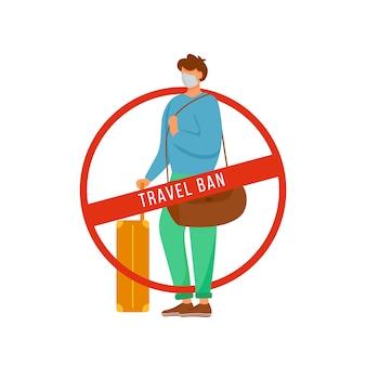Interdiction de voyager