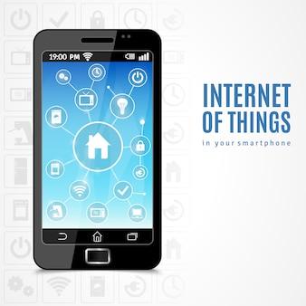 Internet des objets téléphone