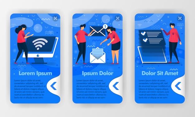 Introduction des applications d'entreprise mobiles pour travailler numériquement