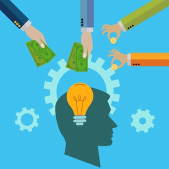Investir dans une idée
