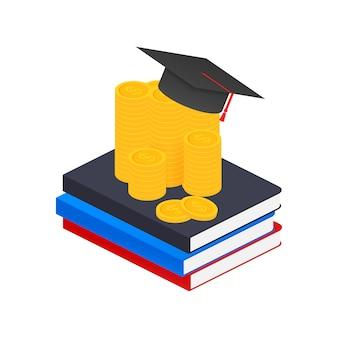 Investissement dans l'éducation.
