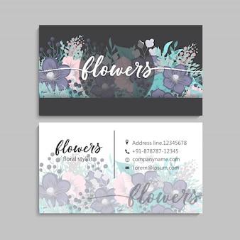 Invitation de mariage. belles fleurs. carte de voeux. cadre.