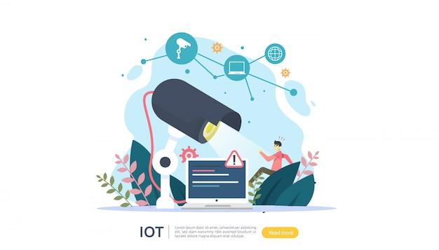 Iot internet des objets