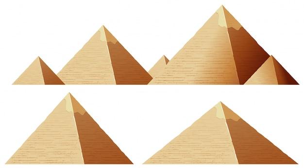 Isoler la pyramide