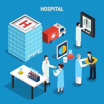 Isométrique médicale