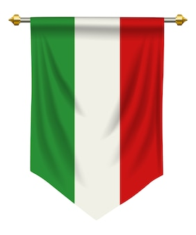 Italie pennant