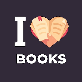J'adore les livres d'illustration.
