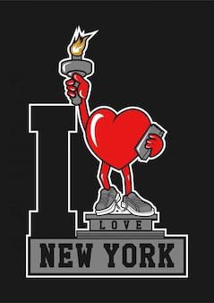 J'aime new york