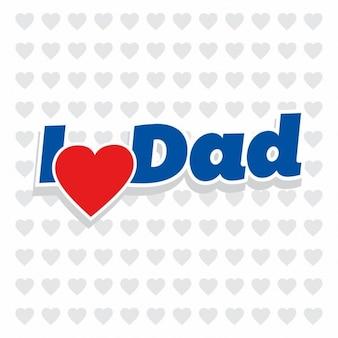 J'aime papa