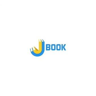 J book logo