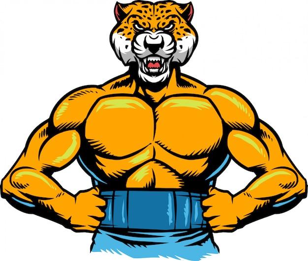 Jaguar muscle