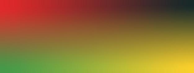 Jaune, piment, vert, vert forêt fond d'écran dégradé illustration vectorielle.