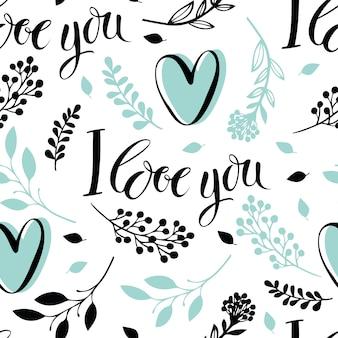 Je t'aime fond