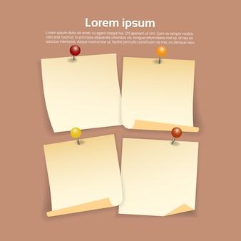 Jeu d'autocollants infographie business collection espace de copie