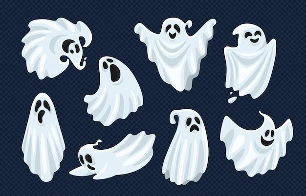 Jeu de caractères fantômes