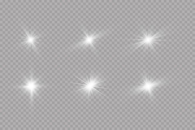 Jeu d'effets lumineux bright star