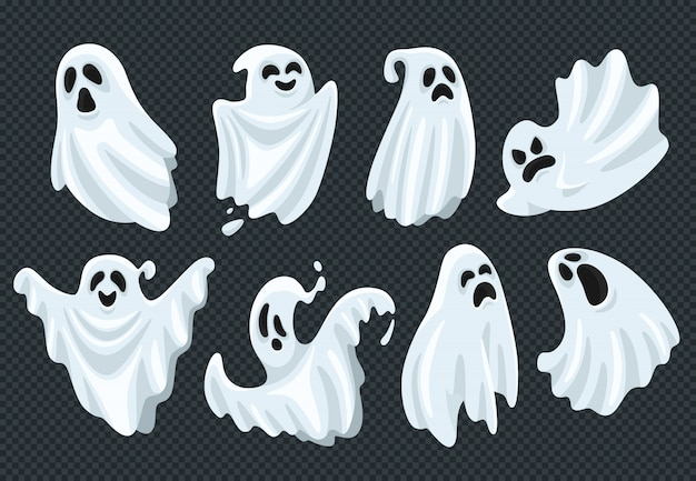 Jeu fantôme halloween fantasmagorique