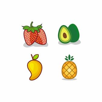 Jeu de fruits
