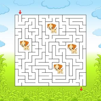 Jeu de labyrinthe