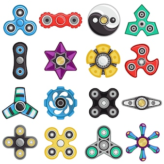 Jeu de main spinner