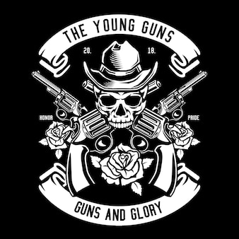 Les jeunes canons